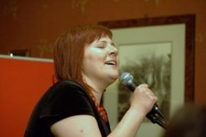 K singing